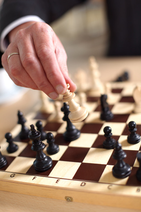strategic Action Chess